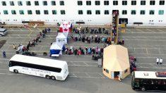 Canadá repatria a 228 pasajeros que viajaban en el crucero Grand Princess