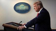 Trump invoca Ley de Producción de Defensa para combatir al virus del PCCh