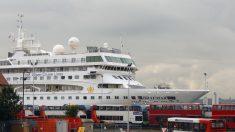 Crucero británico con casos de COVID-19 atracaría en Cuba después de ser rechazado por dos países