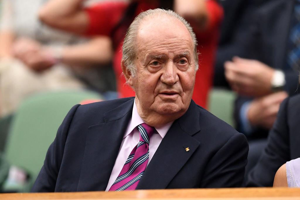 Juan Carlos I oculta en Suiza millones en acciones, según diario español