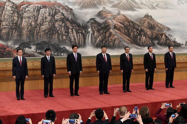 ¿Por qué los máximos líderes de China se reunieron con frecuencia en octubre?