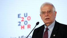 Diplomático de la UE pone en mira a la propaganda que fomenta Beijing en medio de la pandemia