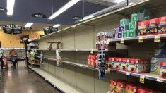 Cómo los supermercados están lidiando con el acaparamiento a causa del miedo por el coronavirus