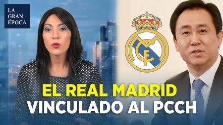 Las estrechas relaciones del Real Madrid con el Partido Comunista Chino