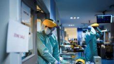 Mujer belga muere por COVID-19 después de donar su ventilador a pacientes más jóvenes