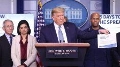Americanos deben evitar comer fuera, reuniones de más de 10 y viajes programados, dice Casa Blanca