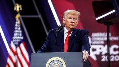 Campaña de Trump demanda al Washington Post por difamación relacionada con Rusia