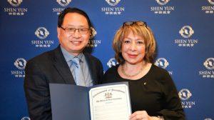 Representante estatal de Filadelfia conmovido por la belleza de Shen Yun