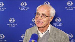"""Fundador de compañía encuentra consuelo en Shen Yun: """"Me hace sentir en un buen lugar"""""""