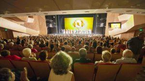 """Pareja de teatro encontró """"felicidad y positividad"""" en Shen Yun"""
