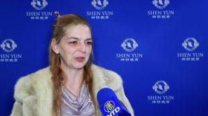 Empresaria agradecida por la rica experiencia emocional de Shen Yun: 'Una verdadera forma de arte'