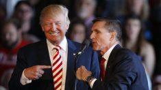 """Trump """"considera seriamente"""" el perdón para su exasesor de seguridad nacional el general Flynn"""