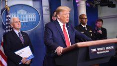 Trump: Declaración de desastre mayor aprobada para el estado de Nueva York y el estado de Washington