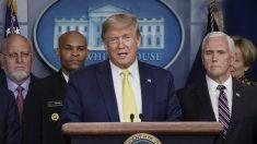 La Casa Blanca propondrá un alivio sustancial para trabajadores y empresas para enfrentar el coronavirus