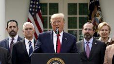 Trump eximirá los intereses de préstamos federales para estudiantes por el momento