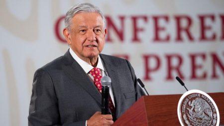 López Obrador no se realizará prueba para COVID-19 aunque tuvo contacto con gobernador que dio positivo