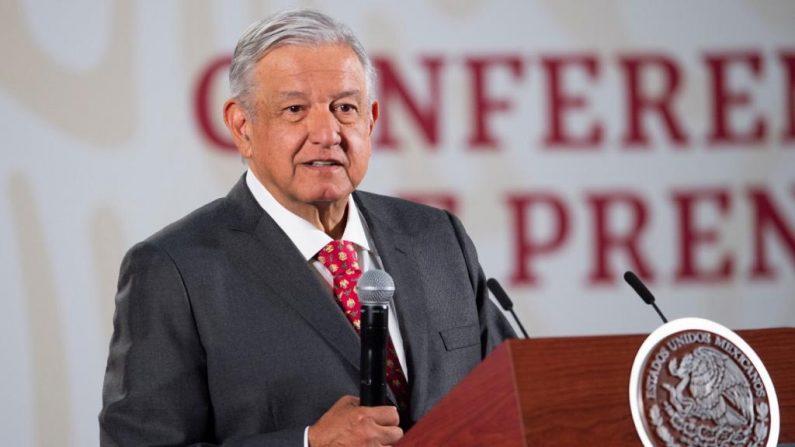 Conferencia de prensa del presidente Andrés Manuel López Obrador, del 18 de marzo de 2020. (www.gob.mx/30 de marzo de 2020)