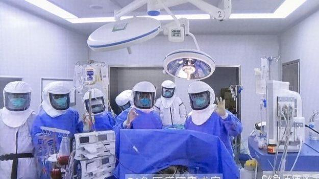 Trasplantes de pulmón ponen en duda el programa de donación de órganos de China
