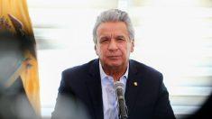 Presidente de Ecuador nombra como canciller al representante ante la ONU