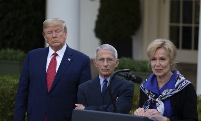 Funcionarios de salud instaron a Trump a extender las directrices ...