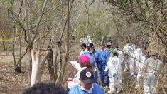 Hallan cuatro fosas clandestinas en estado mexicano fronterizo con EE.UU.