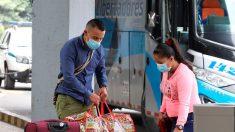 Los casos del virus del PCCh en Colombia ascienden a 702 y las muertes a 10