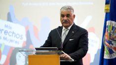 El canciller dominicano da positivo por el virus del PCCh