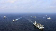 Beijing aumenta las tensiones en el mar del sur de China mientras EE.UU. combate el virus del PCCh