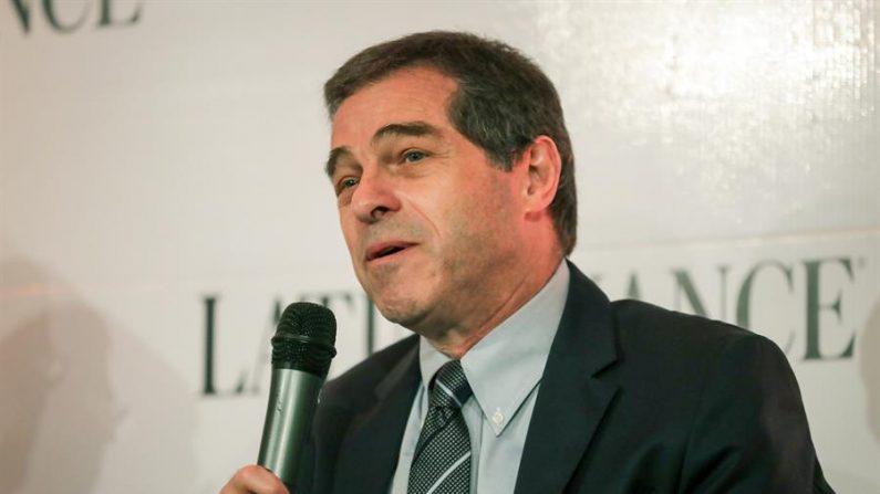 El ministro de Relaciones Exteriores de Uruguay, Ernesto Talvi. EFE/ Raúl Martínez/Archivo