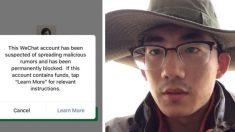 """""""Abajo el Partido Comunista"""": Estudiante chino enfrenta al régimen, luego desaparece"""