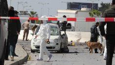 Explosión junto a la embajada de EEUU en Túnez, 6 personas resultan heridas