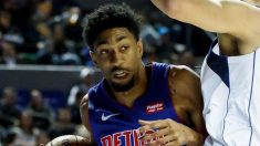 Christian Wood, de los Pistons, tercer jugador positivo para coronavirus de la NBA