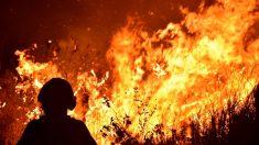 Alerta en Colombia por incendio sin control en la Sierra Nevada Santa Marta