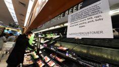 Supermercados de EE. UU. cierran sus puertas más temprano en medio de pandemia de coronavirus