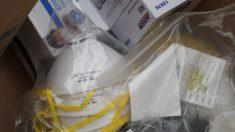 Lanzan campañas sin fines de lucro para proveer de mascarillas a trabajadores de salud de Nueva York
