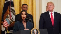 Kim Kardashian visitará la Casa Blanca y hablará con Trump sobre la reforma del sistema penal