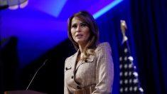 Primera dama Melania Trump dio negativo a pruebas del coronavirus
