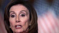 Pelosi habla sobre acuerdo de estímulo para combatir el virus y no dice cuándo votará la Cámara