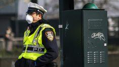 Policía de Nueva York confirma segunda muerte y más de 500 miembros dan positivo al virus PCCh