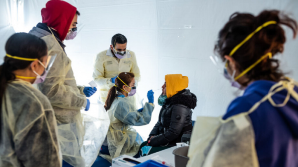 Pentágono busca obtener 100,000 bolsas para cadáveres a causa de la pandemia del PCCh