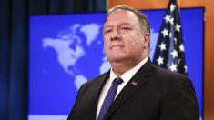 """El Secretario de Estado de Estados Unidos condena las """"mentiras"""" de Irán sobre el virus del PCCh"""
