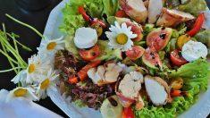 Cómo preparar ensaladas de invierno mejores, más coloridas y audaces