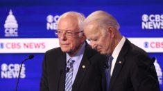 Biden resurge en el Supermartes pero Sanders se queda con California