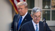 Trump pide a Reserva Federal bajar tasas de interés en medio de temores de los mercados por el virus