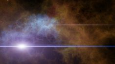 Descubren la primera estrella en forma de lagrima que pulsa desde un solo hemisferio