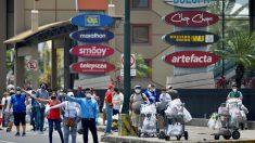 Guayaquil: Cadáveres abandonados, alarma social y escasez de paracetamol