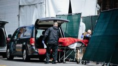 Las muertes diarias por COVID-19 suben en Nueva Jersey y superan a Nueva York