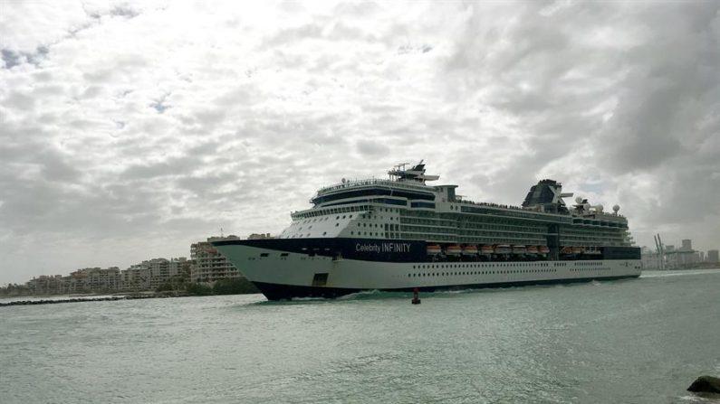 En la imagen, el crucero Celebrity Infinity. EFE/Ivonne Malaver/Archivo