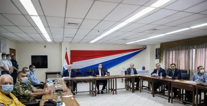 Presidente del Senado paraguayo confirma caso del Covid-19 en Cámara Alta
