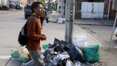 Deslizamiento de 60,000 toneladas de basura provoca una emergencia en Bogotá